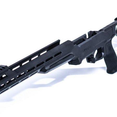 """Chassis aluminium ESS (avec crosse) MODELE """"SANS RAIL"""" - Pour Carabine Remington 700"""