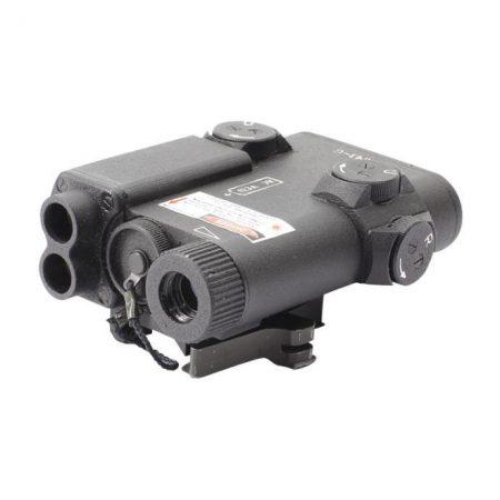 Combiné Désignateur Tactique LAD 21T Laser visible/ IR / Torche IR