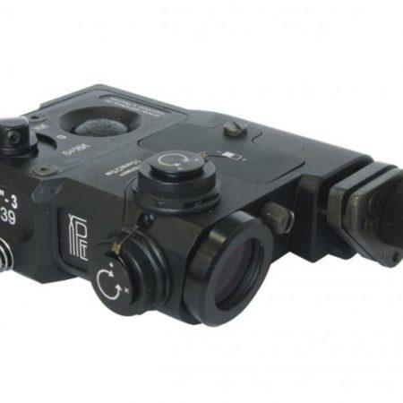 Визуальный видимый лазерный тактический комбинированный / ИК-ИК-факел - Perst-3