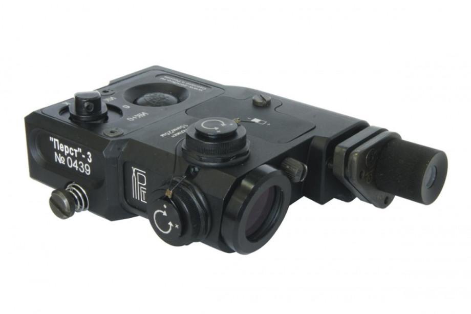 Combiné Désignateur Tactique Laser visible/ IR / Torche IR - Perst-3