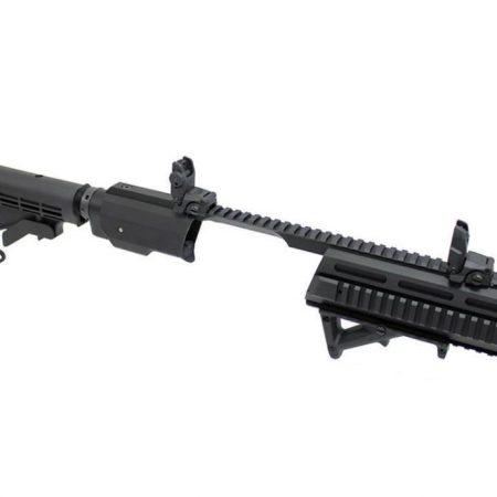 Kit de conversion Hera Arms Triarii RTU/SFU  (Ready To Use/crosse pliante) - pour pistolets Glock Gen. 3