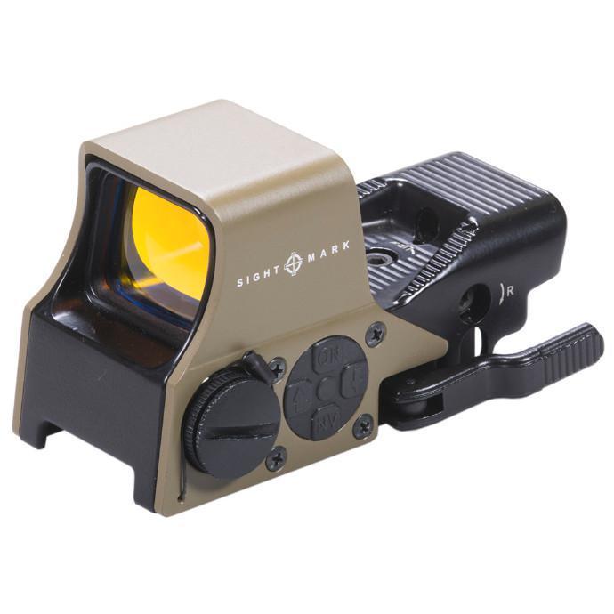 Point Rouge Sightmark Ultra Shot M-Spec Flat Dark Earth