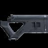 Crosse CQR (Close Quarter Rifle) Hera Arms pour AK / BLACK