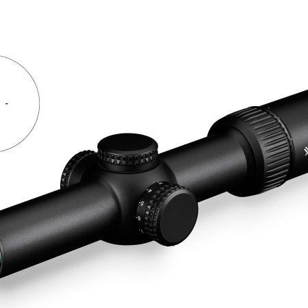 Lunette Vortex STRIKE EAGLE® 1-8X24 - réticule AR-BDC2 (5.56)