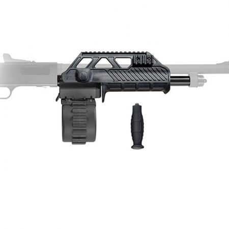 Kit Venom-SE Adaptive Tactical 10 Rnd Rotary (chargeur tambour 10 coups) - Mossberg 500/Maverick88
