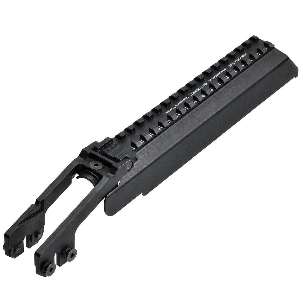 Tapa receptora Zenitco B-33 Tactical Lid - Para AK / BLACK Family