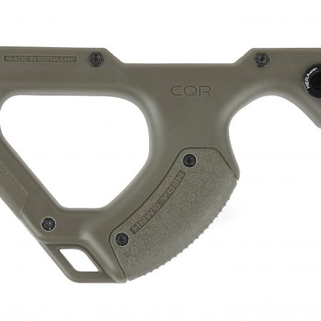 Garde Main Compact CQR (Close Quarter Rifle) Hera Arms pour rail Picatinny / OD GREEN
