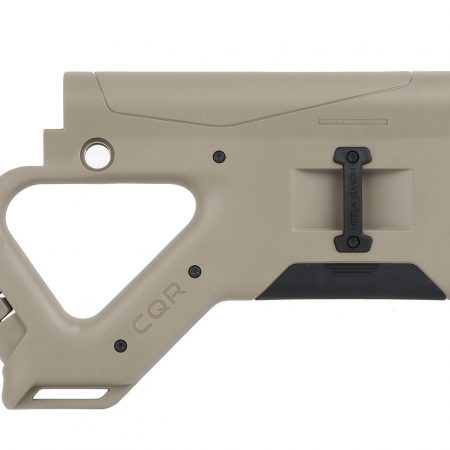 Crosse CQR (Close Quarter Rifle) Hera Arms pour AR15 / DESERT TAN