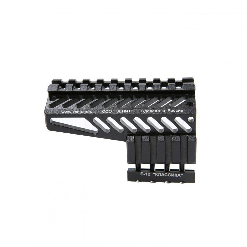 Zenitco Tactical Aluminum Handguard B-12 (Gas Loop Tube) - For AK family