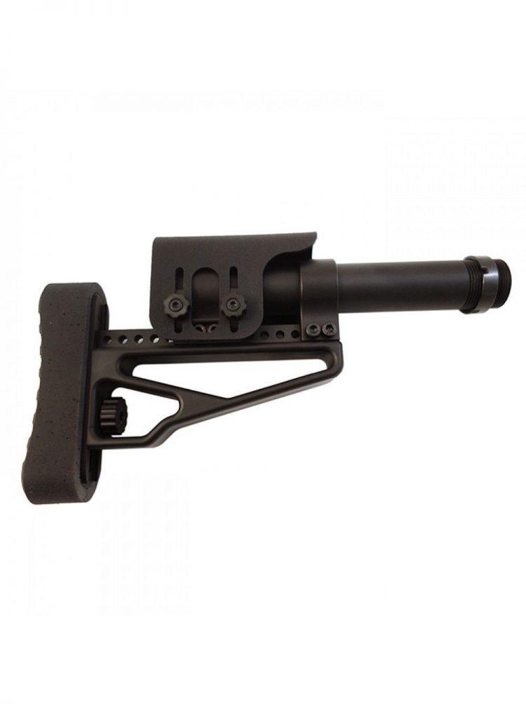 Crosse Tactique CROOK pour Fusil et Carabine - CTS Sniper V1 - DESERT TAN