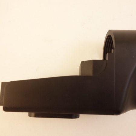 Adaptateur pour Tube MilSpec ou Commercial / Pour Fusils SVD - BLACK
