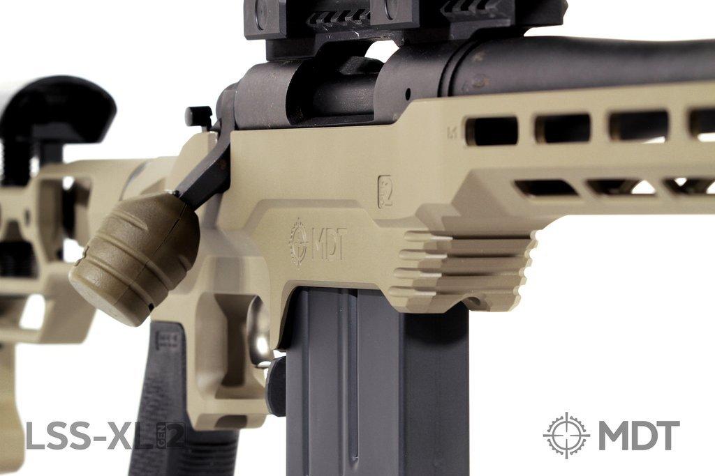 Chassis MDT LSS-XL GEN2 Pour fusil CZ 527 ( 223)