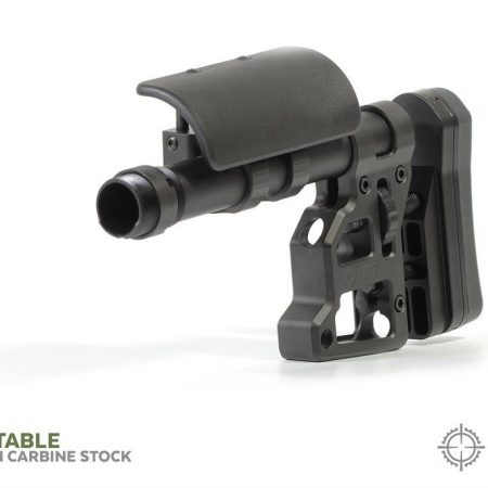 Tactical Stock Skeleton Carbine Ambidextrous - para cualquier rifle / FDE