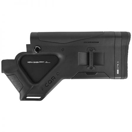 Crosse CQR (Close Quarter Rifle) Hera Arms pour AR15 / NOIR