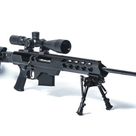 Chassis aluminium TAC21 - Remington 700 (Short Action)