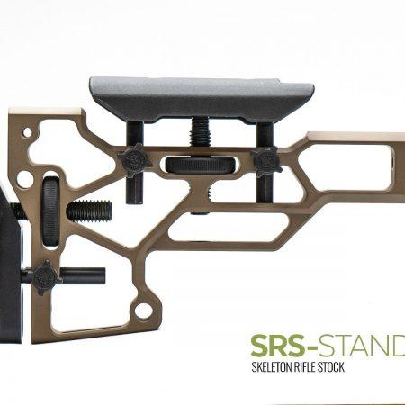 Estoque de rifle esqueleto MDT SRS aresmaxima.com