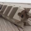 Frein de bouche GUNWORKS HUNTER pour carabine à canon non fileté- acier 416