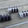 Frein de bouche GUNWORKS Defcon 1 pour carabine à canon fileté- aluminium 7075