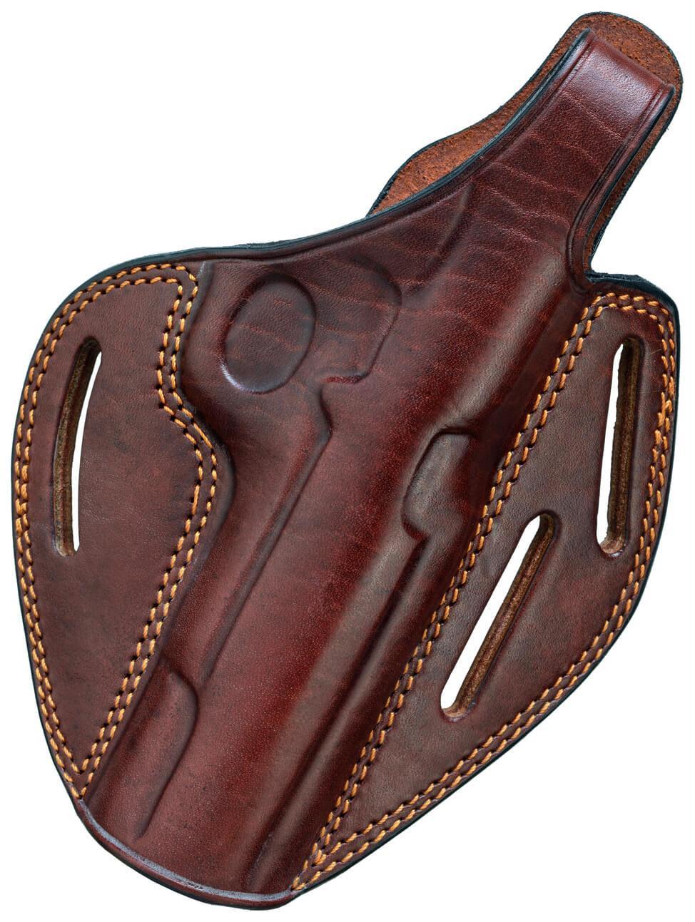 "Holster cuir ""TB Casual Gen 2″ KIRO pour pistolets 1911 3"" Models"