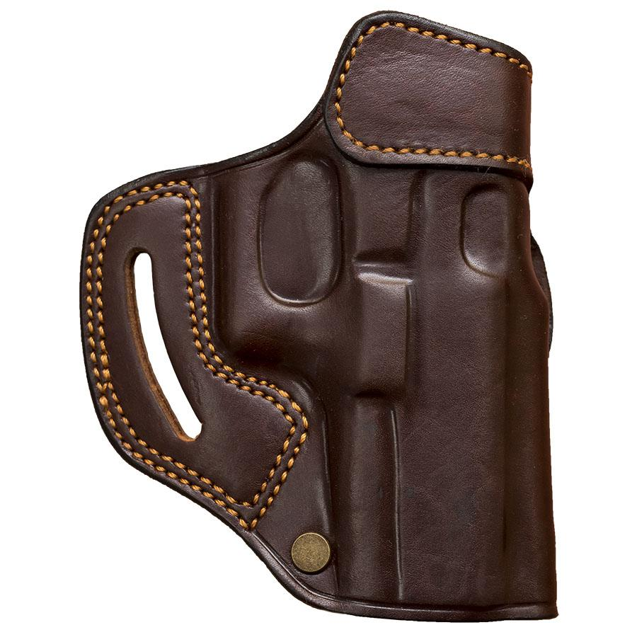 """Holster cuir """"Reholster Gen 2"""" KIRO pour pistolets 1911 5"""" - With RAIL"""
