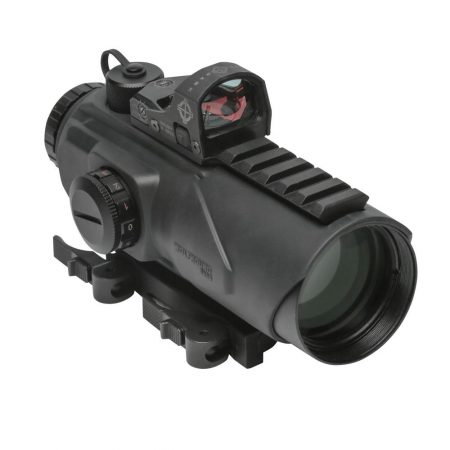 Lunette SIGHTMARK Wolfhound 6x44 HS-223 LQD Prismatic & Point Rouge Mini Shot M-Spec