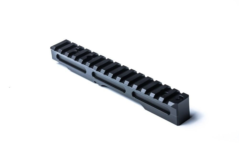 Rail Picatinny MDT Scope Base High Rail pour WINCHESTER XPR Short Action