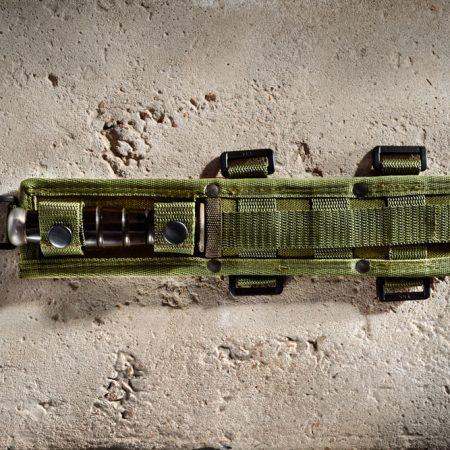"""poignard """"ParaTrooper black"""" Zbroja aresmaxima.com"""