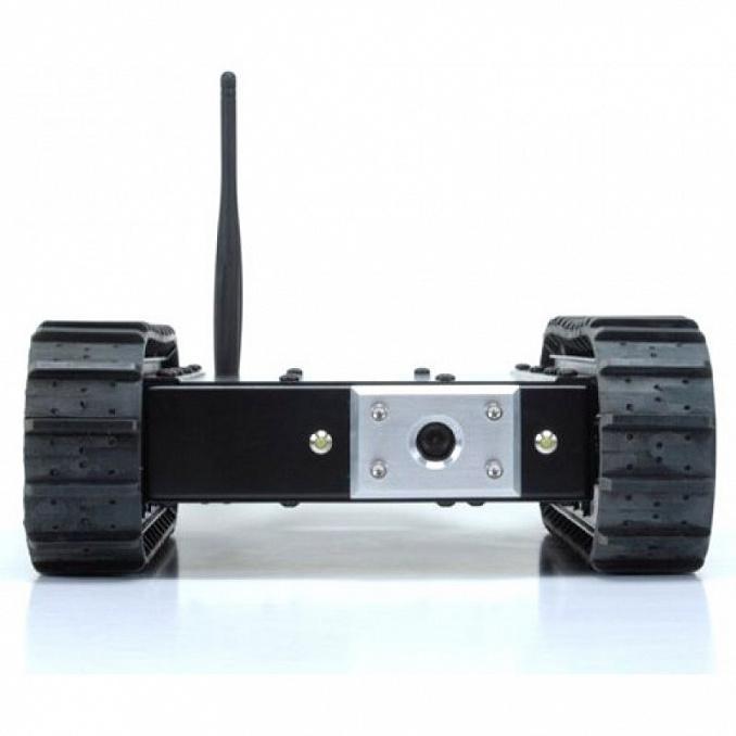 Plateforme Robotique Trackbot