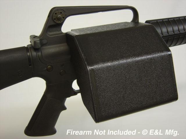 Récupérateur de douilles pour AR-15, M-16 - .223 & 7.62x39mm & Sporter Match HBAR
