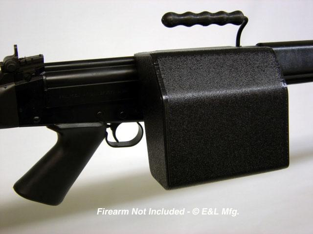 Socket Recovery Unit For Fn Fal Sar 48 L1a1