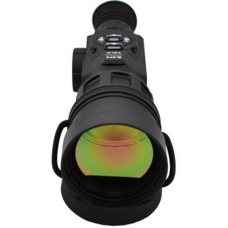 Monoculaire à Vision Thermique Numérique ATN OTS-HD 640 5-50x