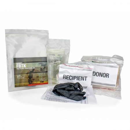 Kit de Transfusion Sanguine TACMED
