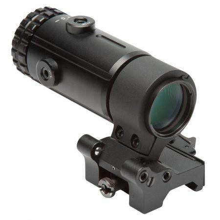 Lunette grossissante Sightmark T-3 Magnifier avec montage basculant LQD