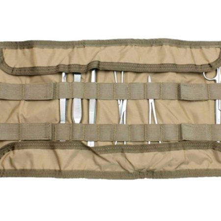 Kit d'Instruments Chirurgicaux (avec sutures) TACMED