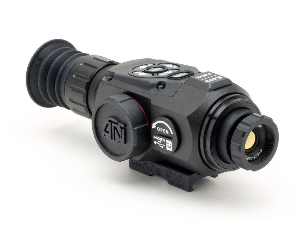 Monoculaire à Vision Thermique Numérique ATN OTS-HD 384 1.25-5x