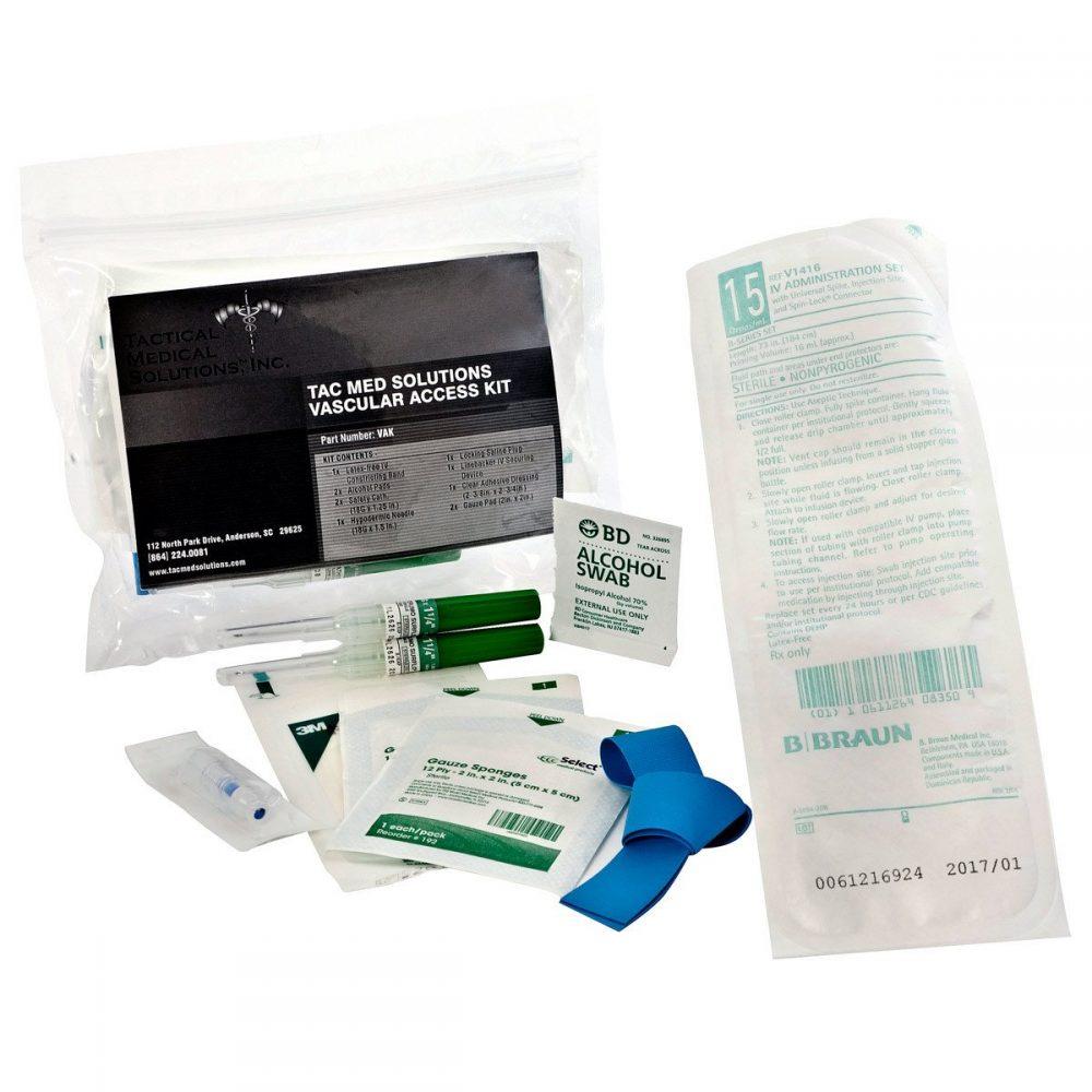 Kit de Perfusión de Acceso Vascular TACMED