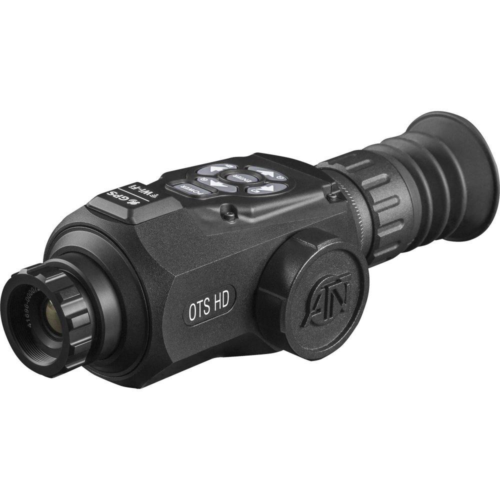 Monoculaire à Vision Thermique Numérique ATN OTS-HD 640 1-10x (9 Hz)