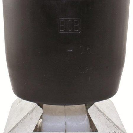 Support de cuisson FIREDRAGON de BCB avec blocs combustible
