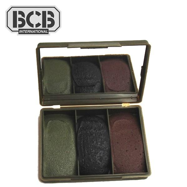 Kit de Camouflage BCB Chameleon Camo Compact (Centre Europe & Woodland)