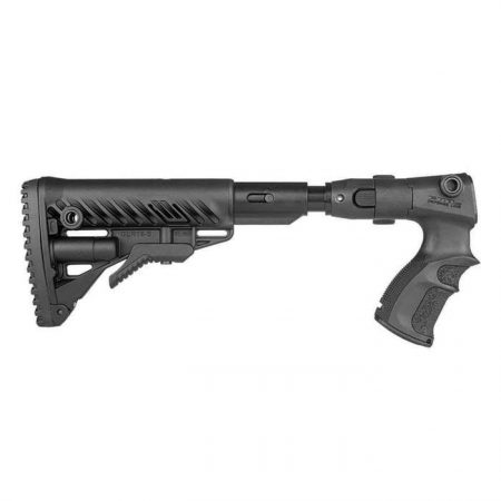 Crosse Tactique Pliante à absorption d'énergie AGRF 870 FK SB Fab Defense pour fusil Remington 870