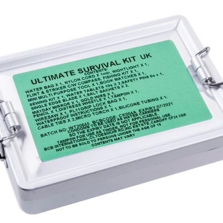 Kit de Survie BCB Ultimate Survival Kit