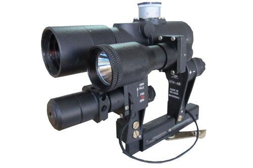 Ensemble Tactique BELOMO KPK-AV, Point Rouge PK-A, Désignateur Laser et Lampe Tactique