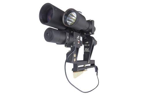 Conjunto Tático BELOMO KPK-AT, Red Dot PK-A, Designador de Laser e Lâmpada Tática