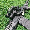 Ensemble Tactique BELOMO KPK-AT, Point Rouge PK-A, Désignateur Laser et Lampe Tactique