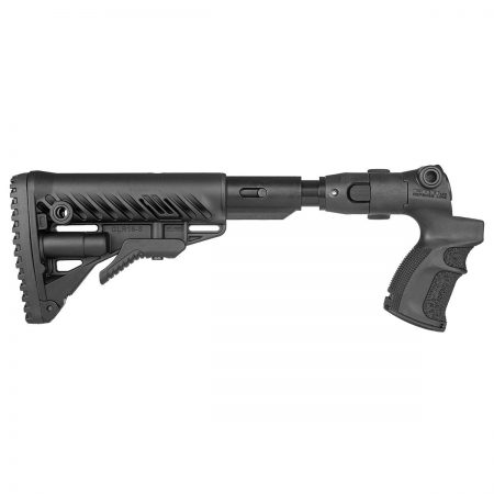 Crosse Tactique Pliante à absorption d'énergie AGMF 500 FK SB Fab Defense pour fusil Mossberg 500/Maverick 88