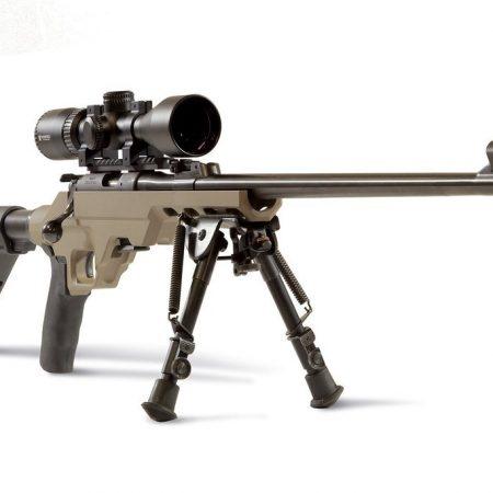 Chassis tactique aluminium LSS-22 pour carabines .22 lr - tireur droitier