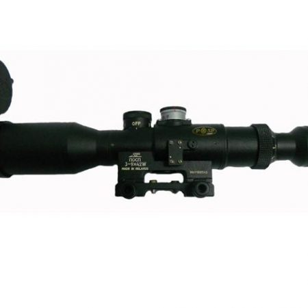 3-9x42W POSP Bisel para Picatinny Rail Reticle 1000 Dragunov