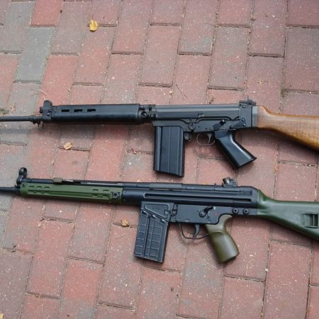 FN FAL accessories