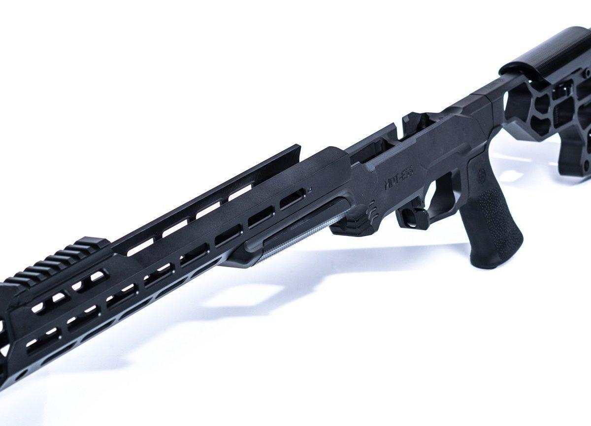 Chassis MDT ESS (avec crosse) - Pour Fusils Remington 700