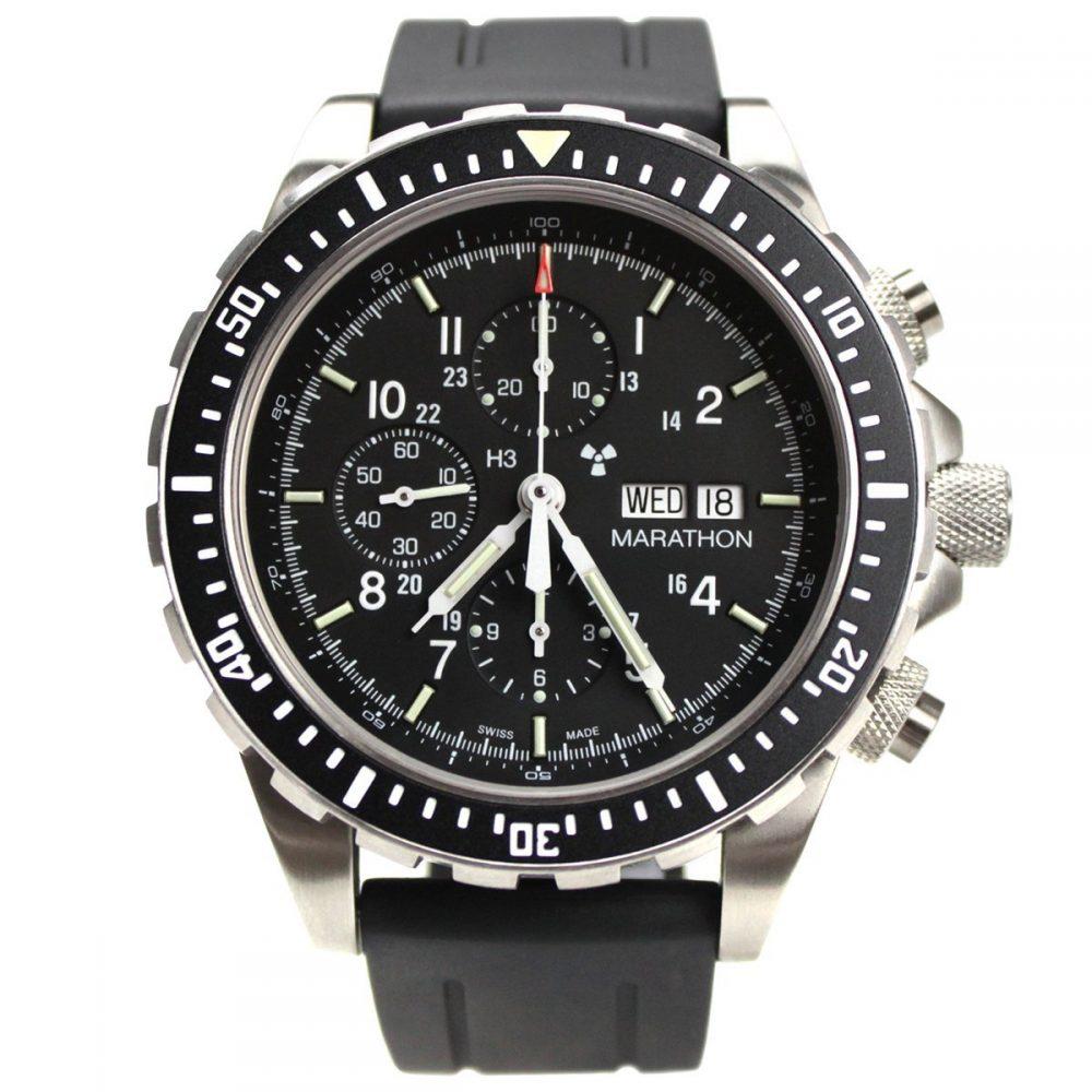 Marathon Automatic Movement Chronograph Search & Rescue (CSAR) MIL-SPEC